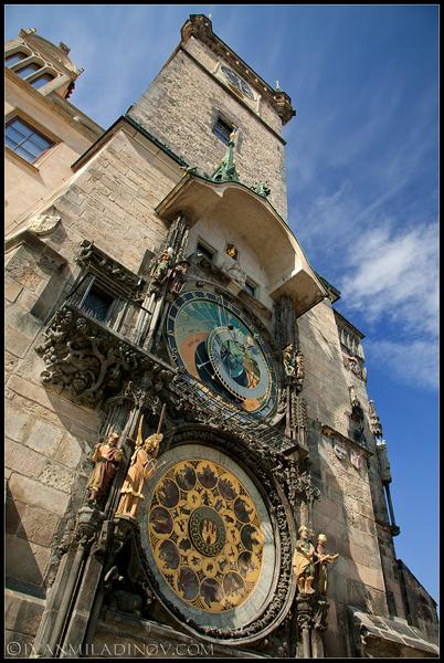 Астрономическия часовник