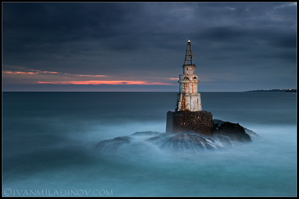 Ahtopol beacon