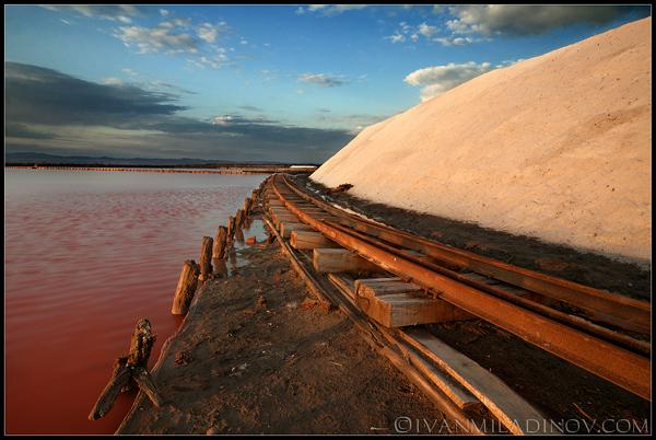 Влакче на солта