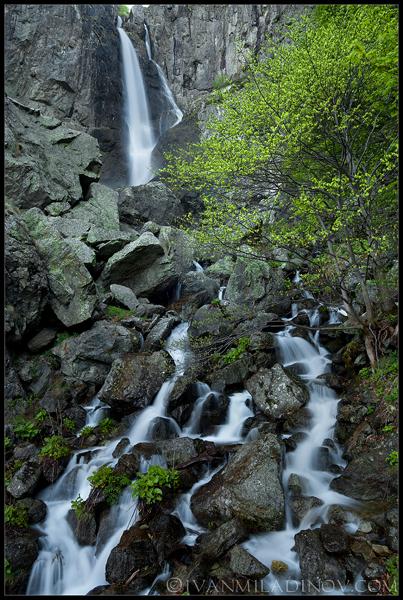 водопад стара планина
