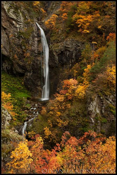 водопад Овчарци