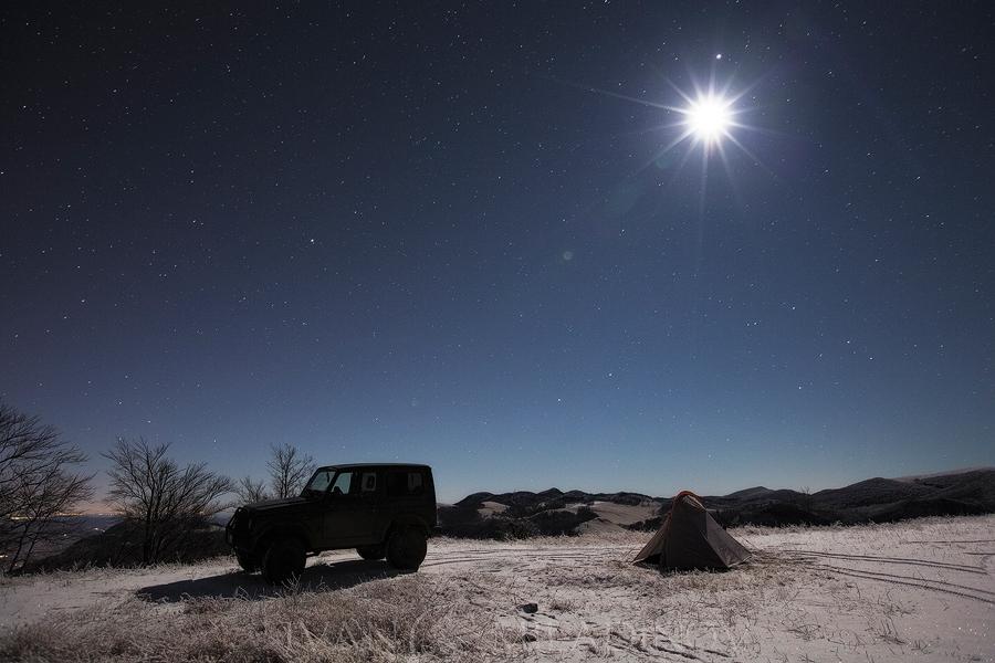 зимна палатка